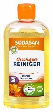 SODASAN Средство концентрат моющее универсальное Апельсин 500мл