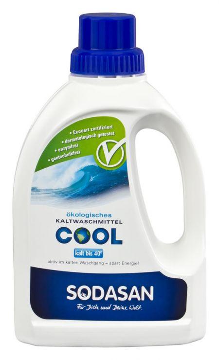 SODASAN Средство жидкое для стирки в холодной воде 750 мл