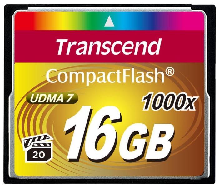 Transcend TS16GbCF1000