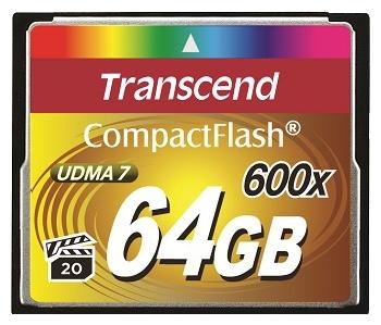 Transcend TS64GbCF600