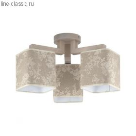 Люстра TK Lighting 543 Pola Natur