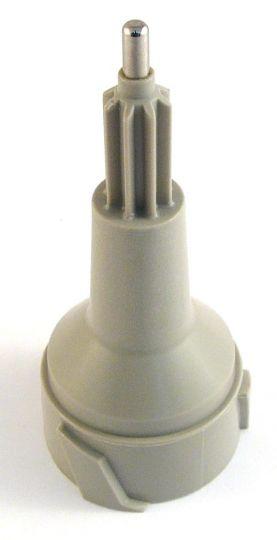Шток (держатель ножей) для комбайна Philips HR762x, HR776x, серый