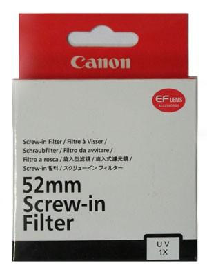 Canon UV (ультрафиолетовый фильтр)