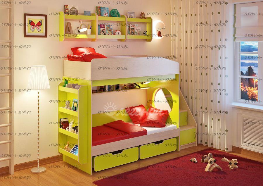 Детская комната Легенда-10.1