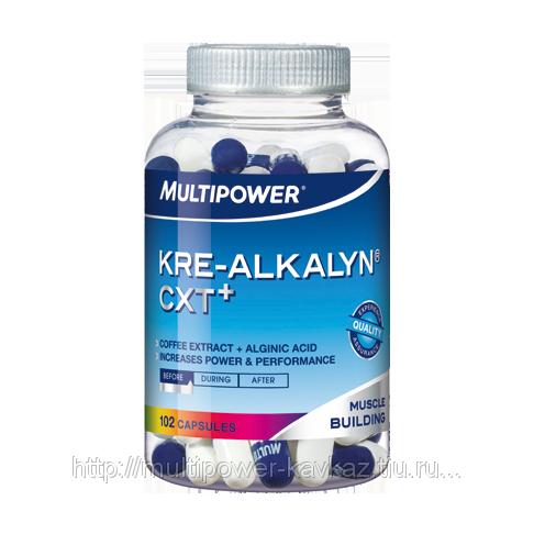 Kre-Alkalyn CXT+ (102 капс.)