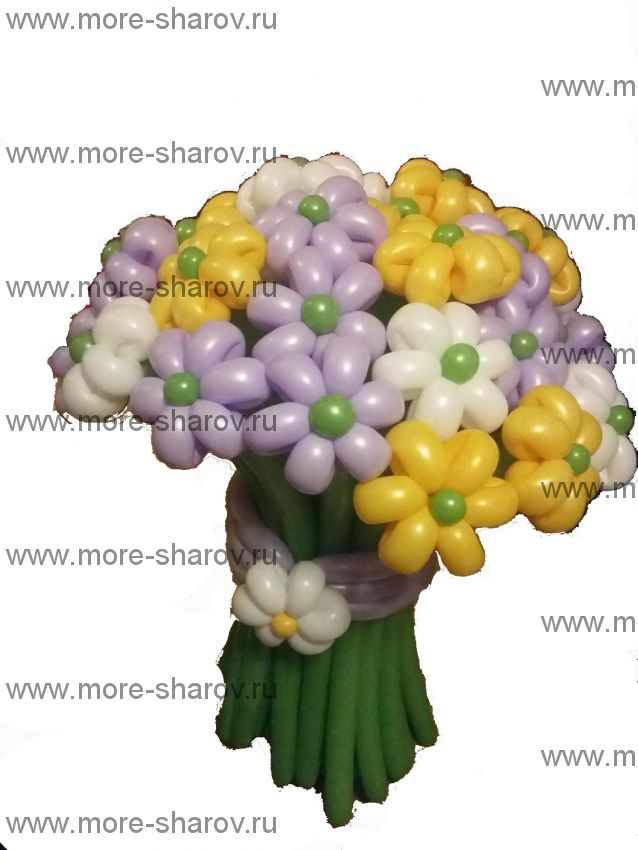 Букет цветов (39 шт)