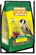 RIO Корм для лесных птиц Основной рацион (500 г)