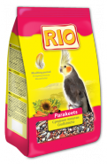 RIO Корм для средних попугаев Рацион в период линьки (1 кг)