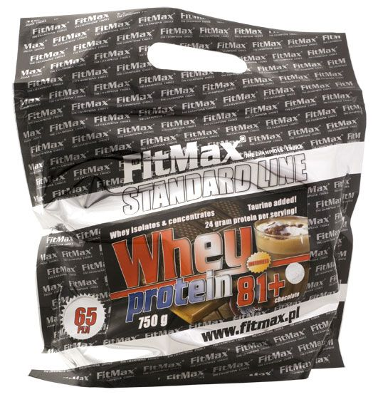 Whey Protein 81+ (750гр.)