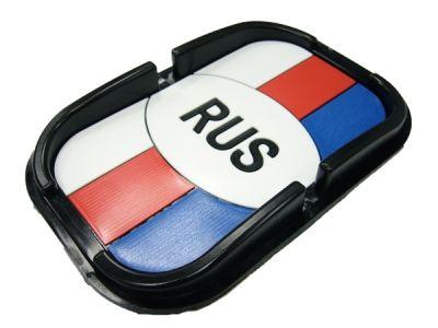 Противоскользящий коврик на панель авто Орбита AV-024 (RUS)