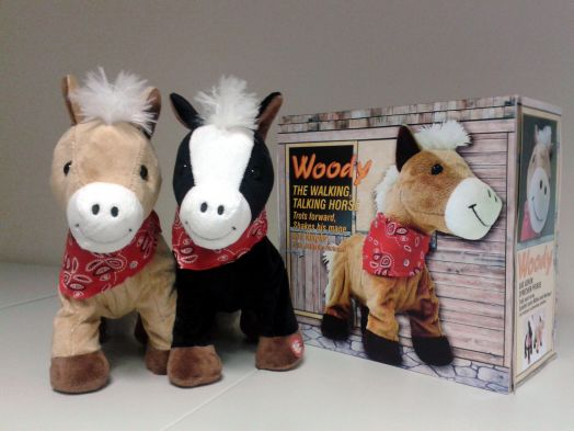 """Мягкая говорящая игрушка """"Woody"""""""