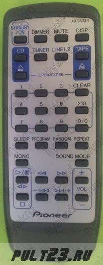 PIONEER XXD3034, XC-IS22CD