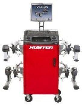 Hunter PA130/17L-708 Стенд развал-схождения