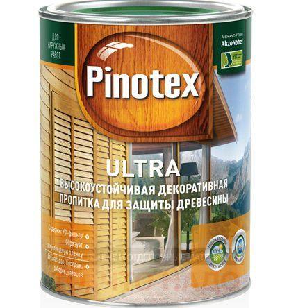 Пропитка-антисептик Pinotex Ultra