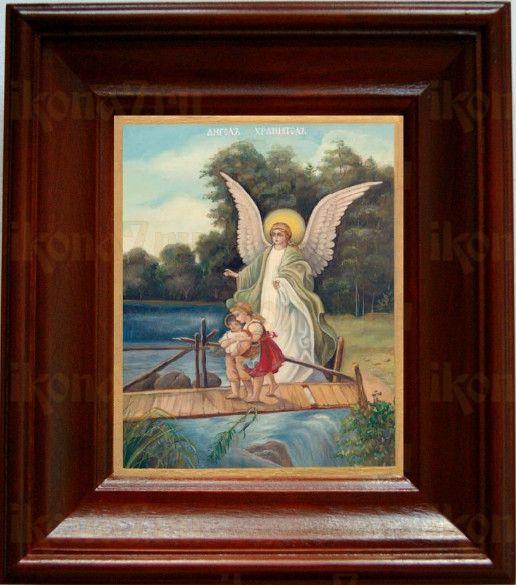 Ангел Хранитель (21х24), простой киот