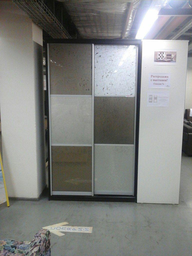 Шкафы-купе стандартный 1300*600*2300