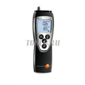 testo 512 0...20 гПа - дифференциальный манометр
