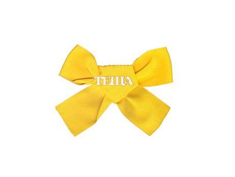 Значки (желтая лента)
