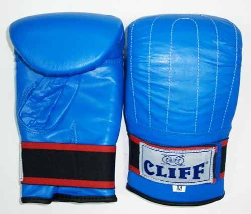 Перчатки  снарядные CLIFF,  PVС,  синие