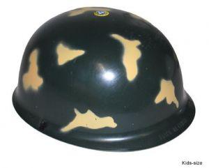 Шлем армейский детский