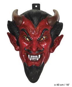 Декорация - голова Дьявола