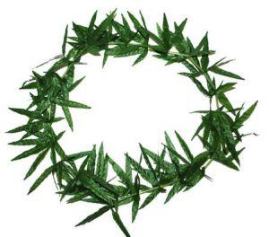 Венок гавайский (ожерелье)
