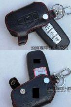 Кожаный чехол для ключа