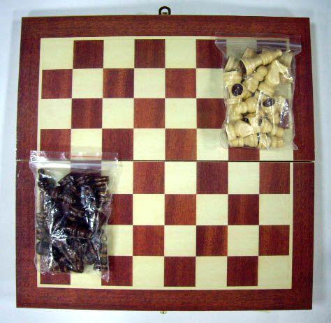 Шахматы W002М