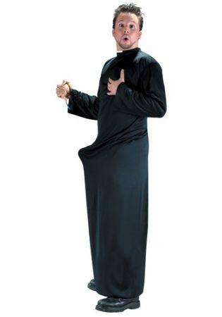 Игровой костюм священика со вставкой
