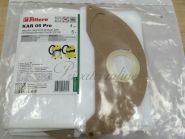 Пылесборник-мешок KAR 05 (4) Pro, для пром. пылесосов (Filtero) разм-210x230 mm, до 5 л.