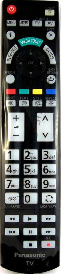 Пульт Panasonic N2QAYB000715