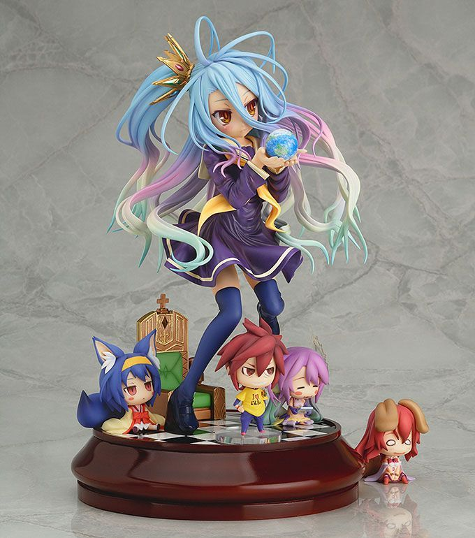 Фигурка No Game No Life: Shiro Ver.2