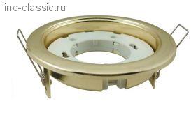 Точ/светильник ES HM GX53 металл золото (GL)