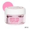 Розовая акриловая пудра