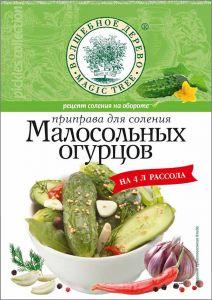 ВД Приправа для соления малосольных огурцов 35 г