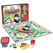 Настольная игра МОНОПОЛИЯ с банковскими картами HASBRO
