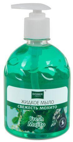 Жидкое мыло для рук - СВЕЖЕСТЬ МОХИТО 500мл