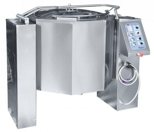 Котел пищеварочный КПЭМ-160-ОМ с TFT-экраном с миксером