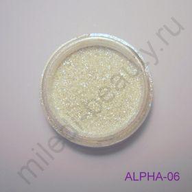 Жидкая слюда ALPHA-06
