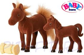 "Zapf Creation. My mini BABY born. ""Животные на ферме"", в ассортименте"