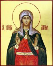 Икона Дарья Римская (рукописная)