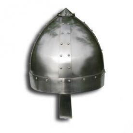 Шлем 4-х частный с наносником.