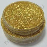 Пигмент косметический перламутровый P07 золото