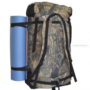 Рюкзак PRIVAL Михалыч 70 литров кмф-лес