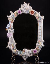 Зеркало с ангелочком, Von Schierholz, Plaue, Германия, 1970 гг