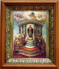 София - Премудрость Божия (19х22), светлый киот