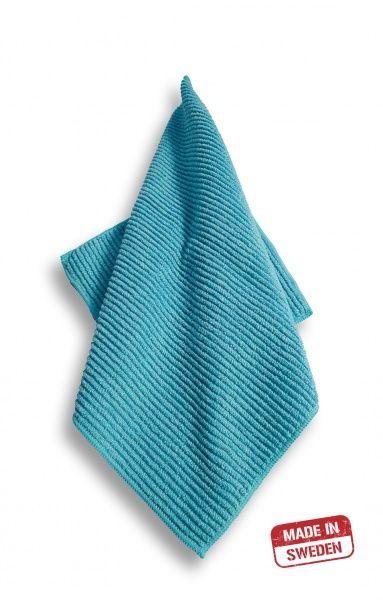 Smart Microfiber Салфетка ребристая 32 х 31 см синяя