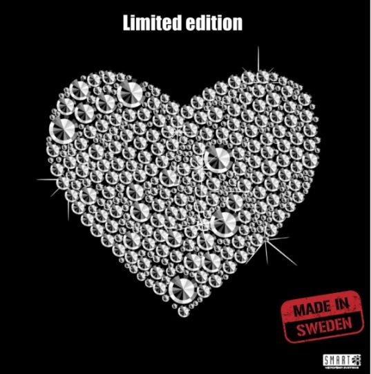Smart Microfiber Салфетка для оптики Сердце 20 х 20 см Limited Edition