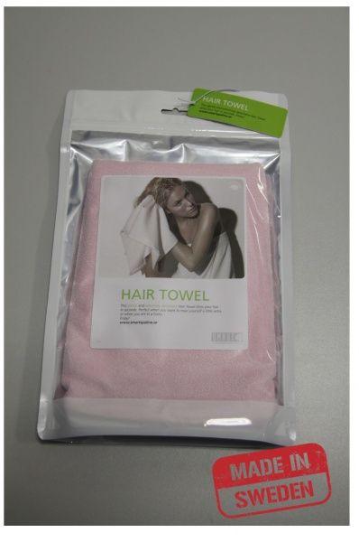 Smart Microfiber Полотенце банное 45х100 розовое