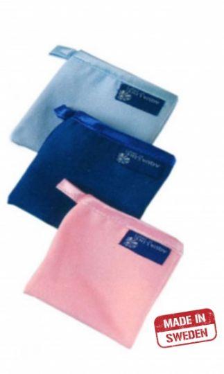 Smart Microfiber Мини варежка косметическая 10 х 10 см розовая